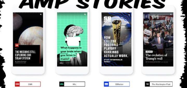 Je ne m'y attendais pas du tout, mais cela confirme l'importance d'AMP pour Google. Il vient de lancer AMP Stories, un nouveau format basé sur AMP (Accelerated Mobile Pages) afin de créer des articles uniques et entièrement optimisés pour le mobile. Avec AMP Stories, Google confirme la mainmise sur le contenu.